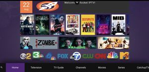 Rocket IPTV Free 3 Day Trial No CC needed ! Many Many Channels for Sale in St. Petersburg, FL