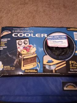 Collapsible Cooler for Sale in Fresno,  CA