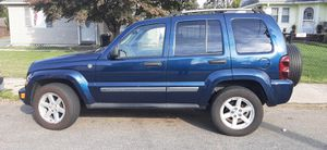2005 Jeep Liberty 4x4 for Sale in Long Branch, NJ