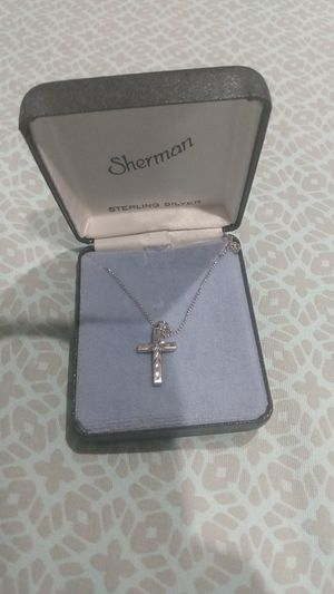 Real Silver Necklace. for Sale in Aurora, CO