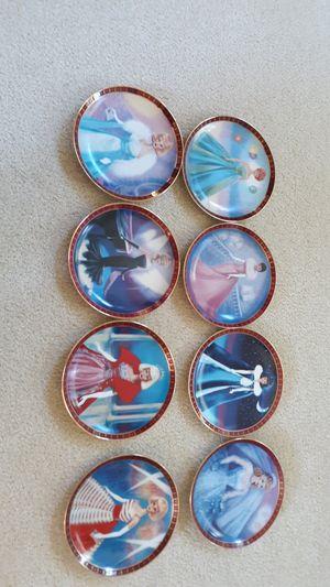 Danbury mint barbie collector plates for Sale in Oak Park, MI