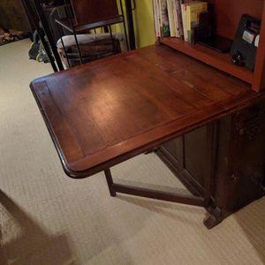 Antique Drop Leaf Table for Sale in Kirkland, WA