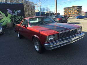 1978 Chevrolet El Camino for Sale in Seattle, WA