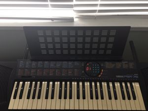 Yamaha PSR-76 Electronic Keyboard for Sale in La Mirada, CA