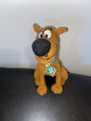 "Scooby Doo Plush 7"" for Sale in Lakewood, CA"