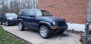 Jeep Liberty Sport 3.7L 4WD for Sale in Jeffersonville, IN