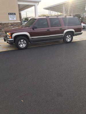 Chevy suburban for Sale in Philadelphia, PA