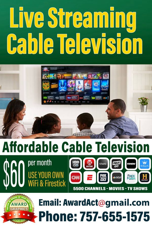 Affordable Cable Television