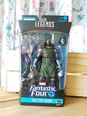 Marvel Legends Dr. Doom BAF for Sale in Sacramento, CA