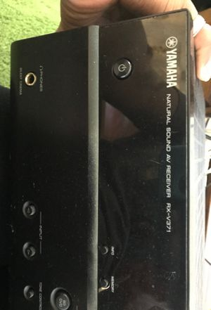 Yamaha Surround Sound System for Sale in West Palm Beach, FL