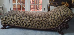 Antique Fainting Sofa for Sale in Canonsburg, PA