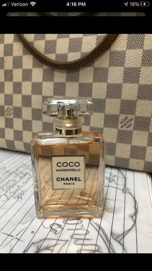 Chanel perfume coco mademoiselle for Sale in Las Vegas, NV