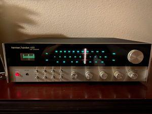 HARMAN KARDON 430 Twin Powered receiver for Sale in Irwindale, CA