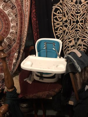 Portable high chair / booster seat for Sale in Alameda, CA