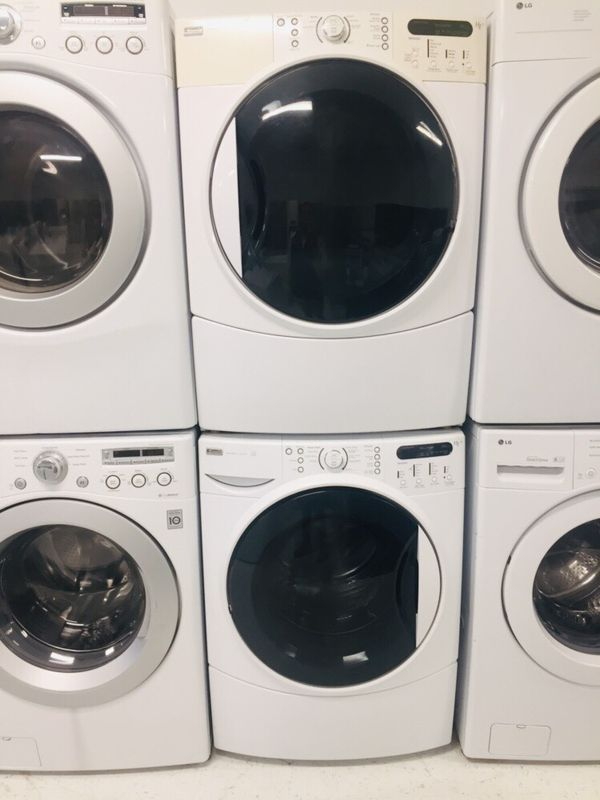 🔥🔥kenmore washer and gas dryer set in excellent condition 90 days warranty 🔥🔥