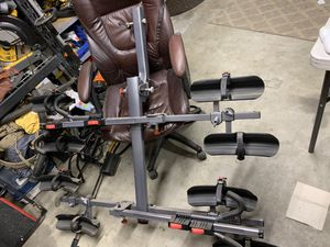 Yakima For timer Hitch mount bike rack for Sale in Clovis, CA