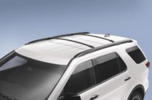 OEM Cross Bars/ Luggage Rack Kit For Ford Explorer Limited 2015-2019 for Sale in Bartlett, IL