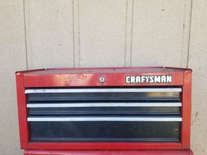 Craftman tool box for Sale in Fresno, CA