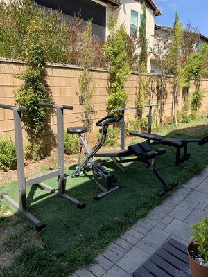 Bench, weight equipment for Sale in Santee, CA