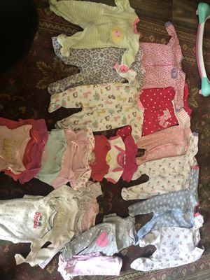 Baby girl clothes for Sale in Fort Worth, TX