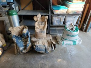 Portland cement, lime, fire clay for Sale in Montclair, CA