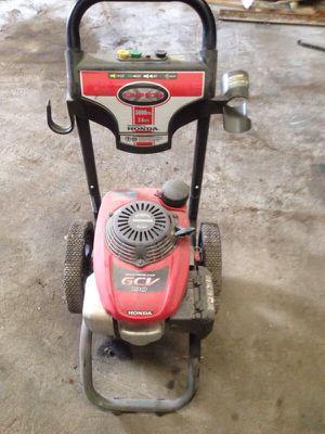 Honda pressure washer for Sale in Highland Park, MI