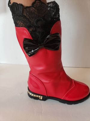 Brand new kids girls boots. Size 5,5 for Sale in Everett, WA