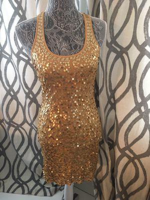 Gold dress small for Sale in Miami, FL