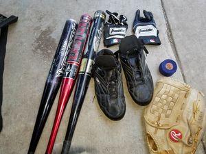Baseball/Softball bats for Sale in Stockton, CA