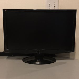 24 inch Viewsonic Computer Monitor with HDMI 1080p for Sale in Fresno, CA