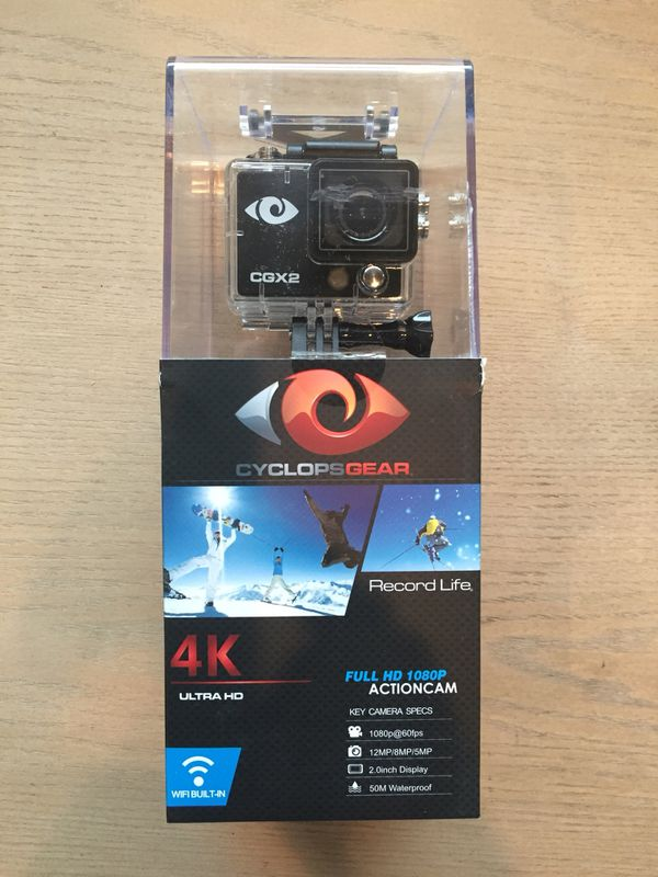 CGX2 Full HD 1080P Action cam