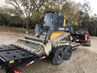 ( Skid/Tractors/Trenchers $300 Per Day/Por Día )Bobcat/John Deere for Sale in Dallas,  TX