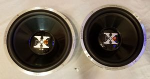 """PowerBass 2XL-15D 15"""" 1000W Dual 4-Ohm Voice Coil Subwoofer w/ COC/Graphite Cone built for High Power Handling Capabilities! for Sale in Stockton, CA"""
