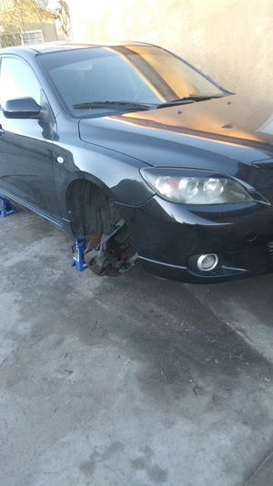 04 Mazda 3 parting out for Sale in San Bernardino, CA