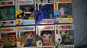 Selling all as a bundle Pops, dorbz figure, and plushie for Sale in City of Industry, CA