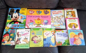 11 toddler kids books for Sale in San Leandro, CA