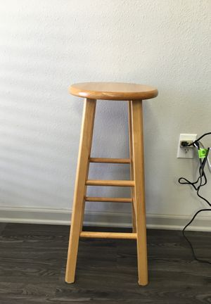 Pair of wooden stools for Sale in Kissimmee, FL