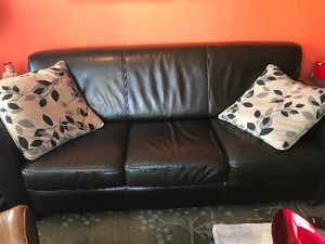 Leather sofas for Sale in Alexandria, VA