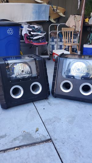 12 inch sealed subwoofers for Sale in San Marcos, CA