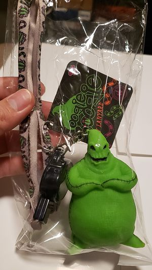 Oogie Boogie flashing necklaces, Mickey's Halloween Hunt 2019 for Sale in Whittier, CA