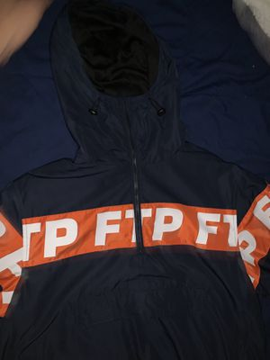 FTP repeat anorak jacket for Sale in City of Industry, CA