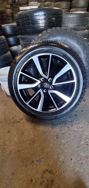 Rouge rims, pathfinder rims, Sentra rims, versa rims, Altima rims, maxima rims, Nissan wheels for Sale in Anaheim, CA