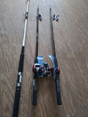 Fishing poles for Sale in Richmond, VA
