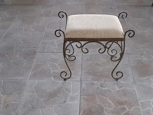 Rustic Vanity/Bathroom Wrought Iron Stool for Sale in Valrico, FL