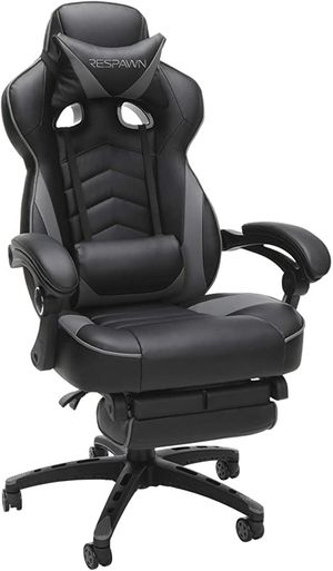 Respawn 110 gaming chair black and grey for Sale in Fontana, CA