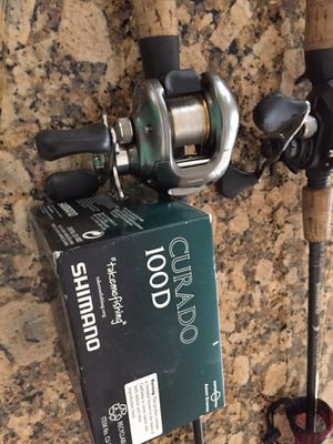 Fishing rods & reels. Quality casting spinning for Sale in Scottsdale, AZ