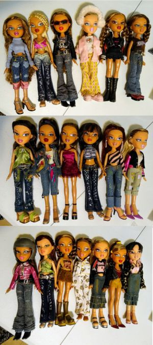 Bratz dolls 😍 for Sale in Ontario, CA