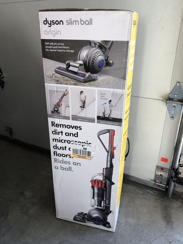 Dyson Slim ball vacuum RED color (NEW)
