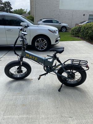 Mate.Bike Electric Bicycle for Sale in Sugar Land, TX