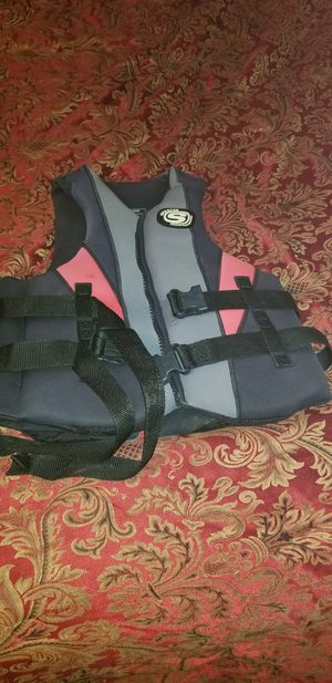 Adult life jacket size large for Sale in Louisville, MS